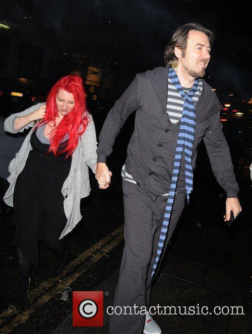 Jonathan Ross and Jane Goldman 9