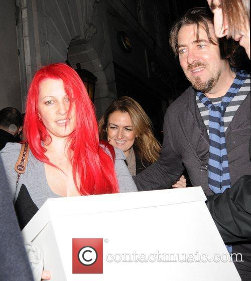 Jonathan Ross and Jane Goldman 8