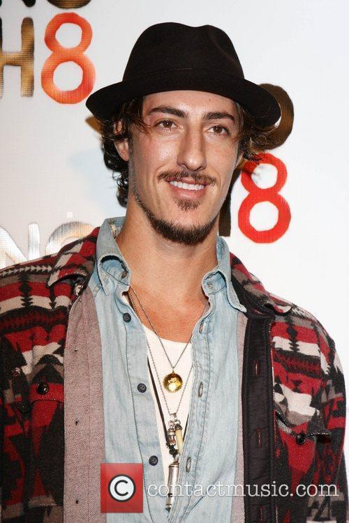 Eric Balfour and Celebration 4