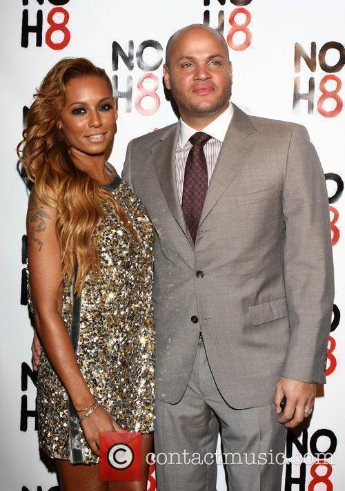 Mel B, Celebration and Stephen Belafonte 8