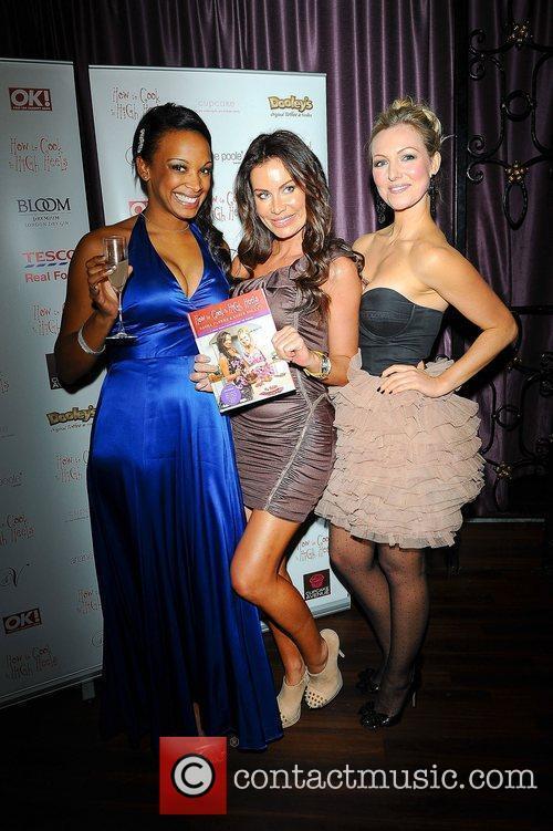 Korin Nolan, Jo-Emma Larvin & Sasha Parker,...