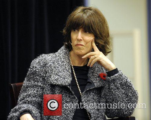 Nora Ephron autograph session and discussion about her...