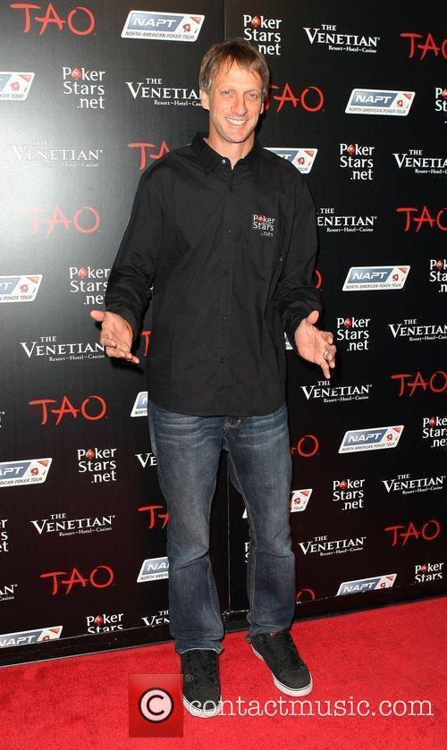 Celebrities at PokerStars.net North American Poker Tour At...