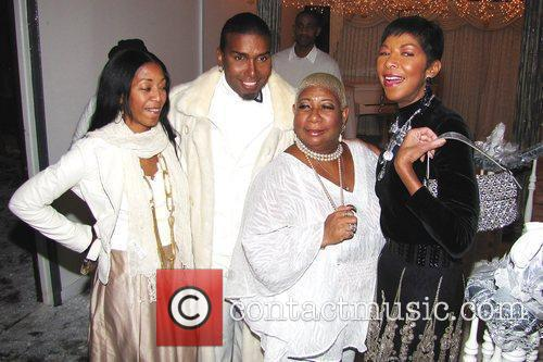 Rubi Reed-Humes, Norwood Young, Luenell, Natalie Cole Norwood...