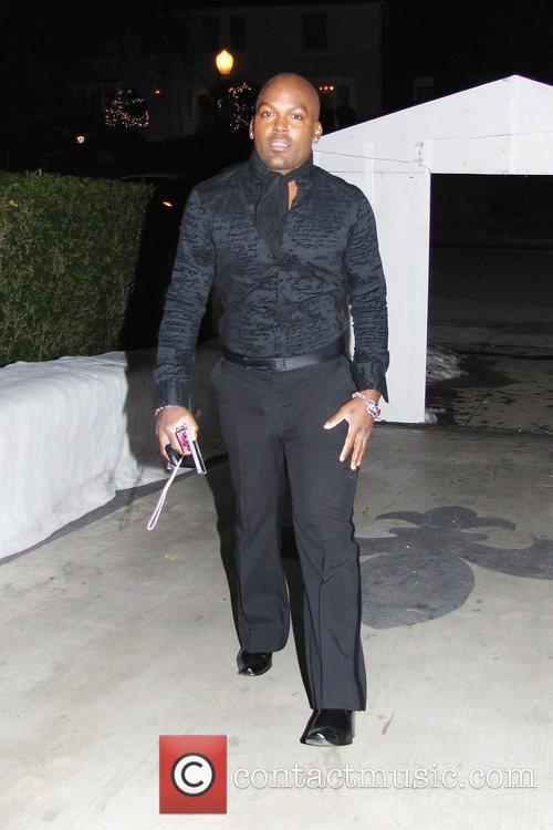Tionne Williams Norwood Young's annual White Christmas Party...