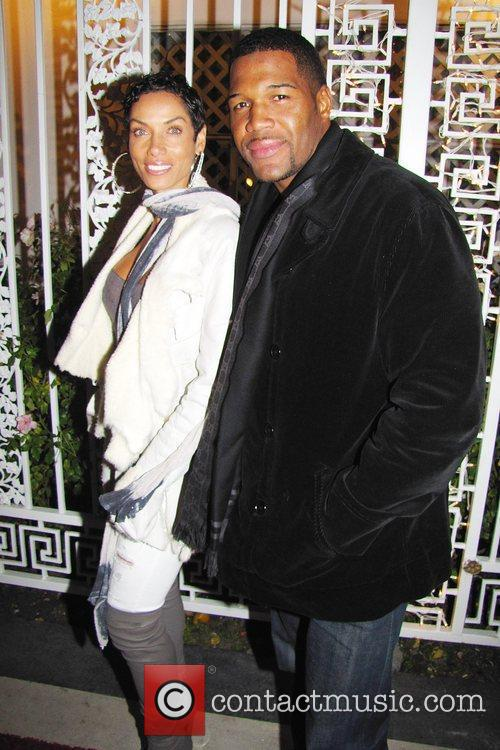 Michael Strahan and Nicole Murphy Norwood Young's annual...