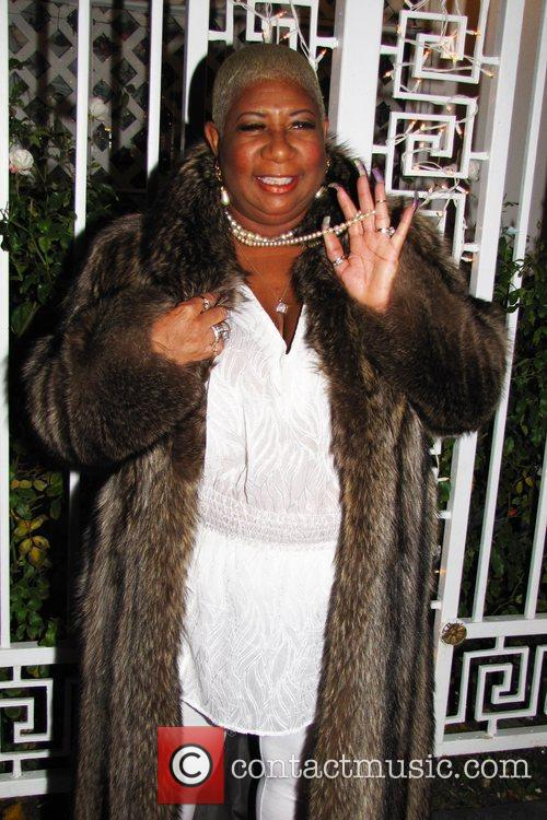 Luenell Norwood Young's annual White Christmas Party Los...