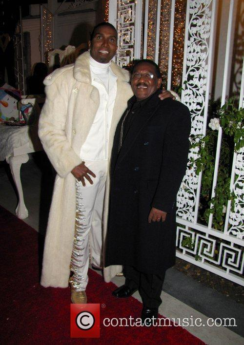 Ernie Singleton Norwood Young's annual Christmas Party held...