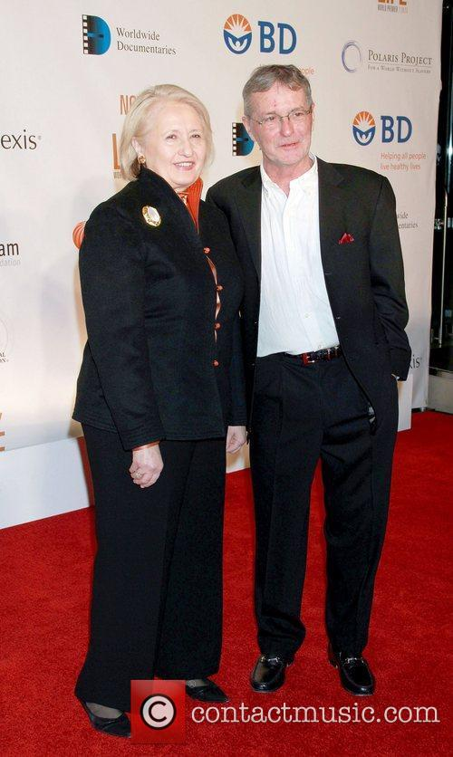 Ambassador Melanne Verveer and Robert Bilheimer  The...