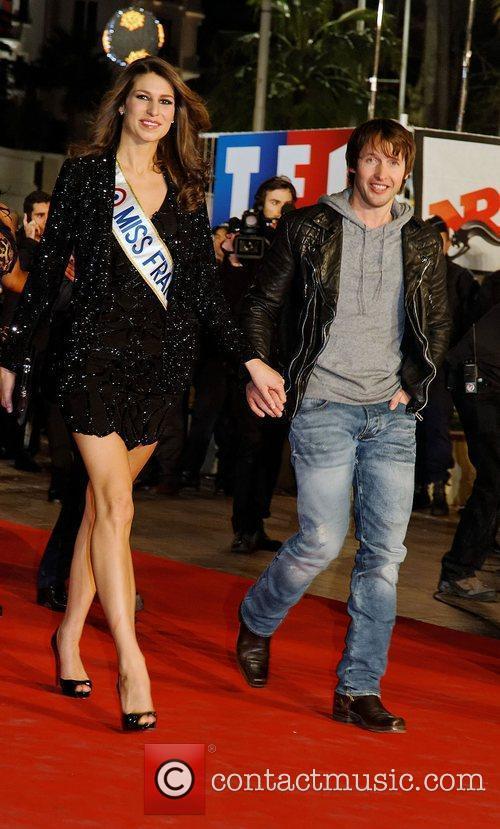 James Blunt NRJ Music Awards Ceremony - Arrivals...