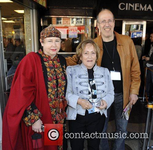 Sandra Schulberg, Helen Zukerman, and Josh Waletzky...