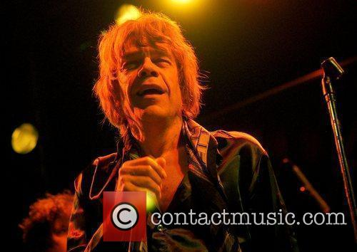 David Johansen New York Dolls performing live in...