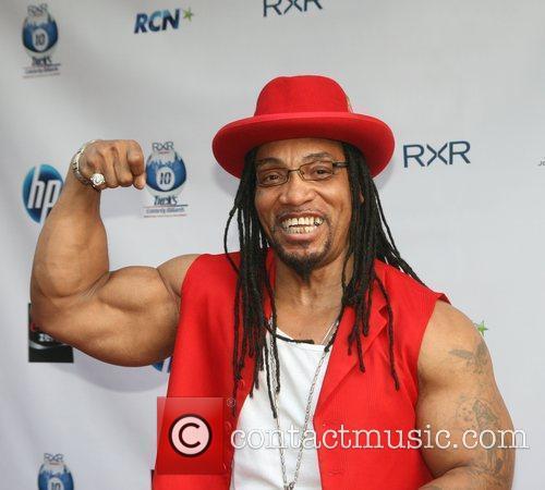 Hip Hop Pioneer Melle Mel 1