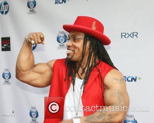 Hip Hop Pioneer Melle Mel 3