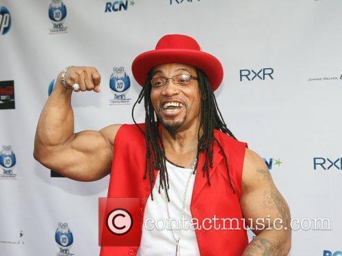Hip Hop Pioneer Melle Mel 4