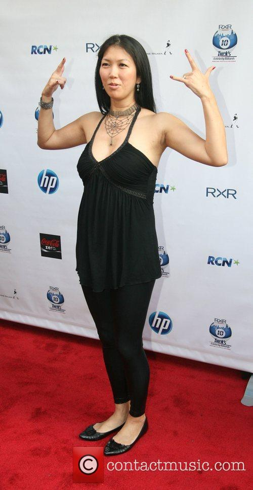 Jeanette 'The Black Widow' Lee  NY Giants...