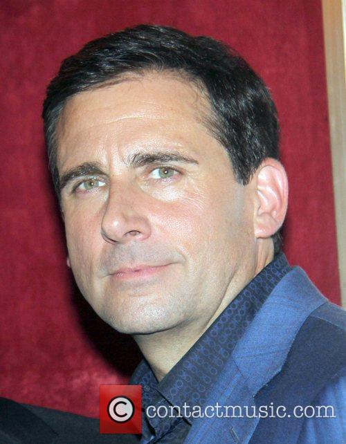 Actor Steve Carell attend the NY movie premiere...
