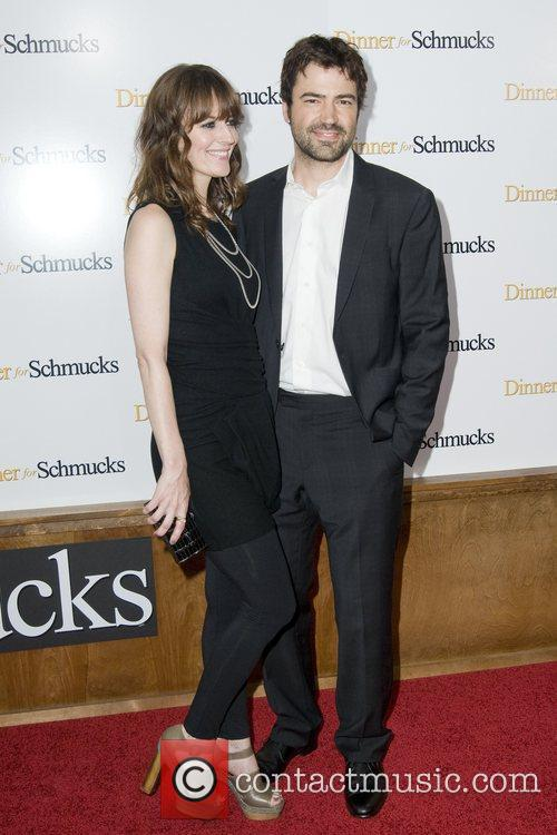 Ron Livingston and Rosemarie Dewitt 4