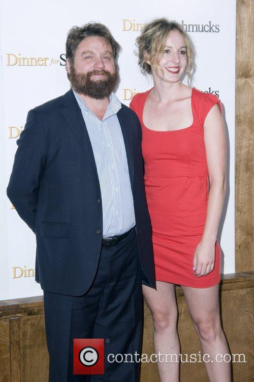 Zach Galifianakis, Ziegfeld Theatre