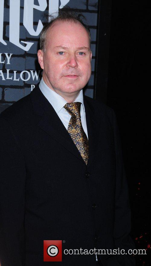 David Yates and Harry Potter 1