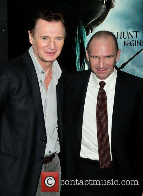 Liam Neeson, Harry Potter and Ralph Fiennes 5