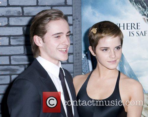 Alex Watson, Emma Watson and Harry Potter 6