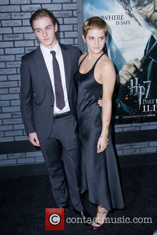 Alex Watson and Emma Watson, Harry Potter