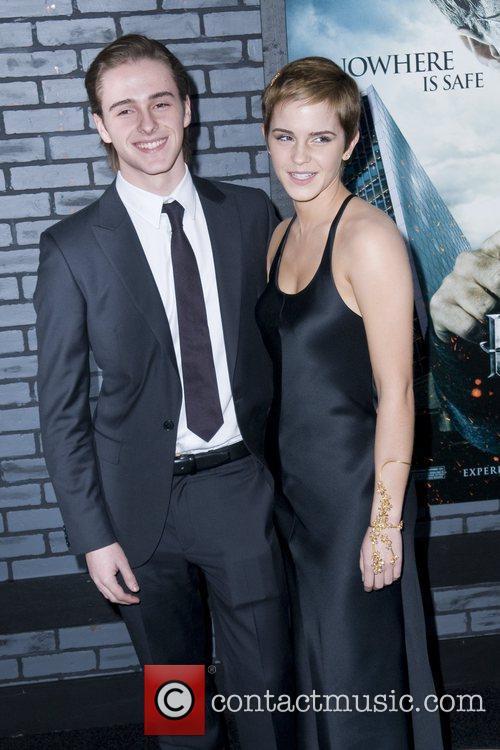 Alex Watson, Emma Watson and Harry Potter 7