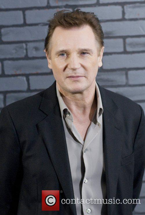 Liam Neeson and Harry Potter 7