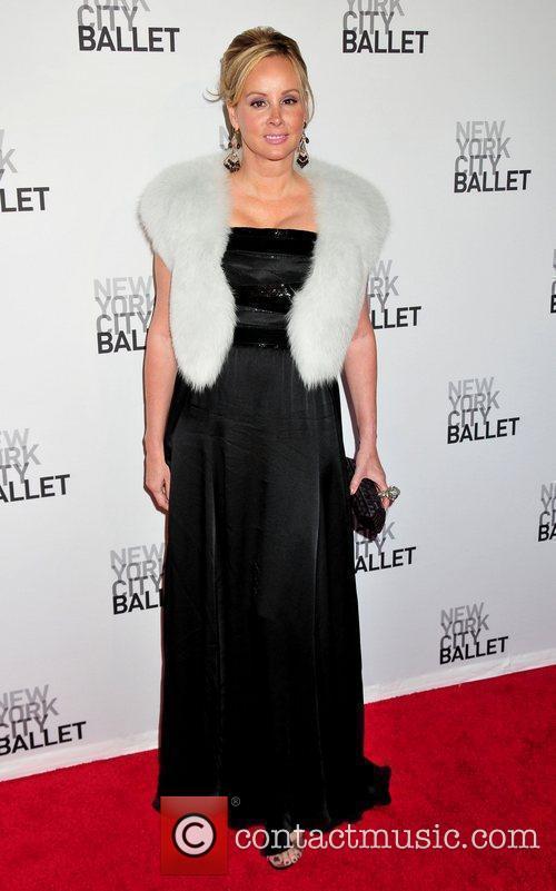 New York City Ballet 2010 fall gala at...