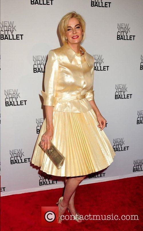 Lesley Stahl  New York City Ballet 2010...