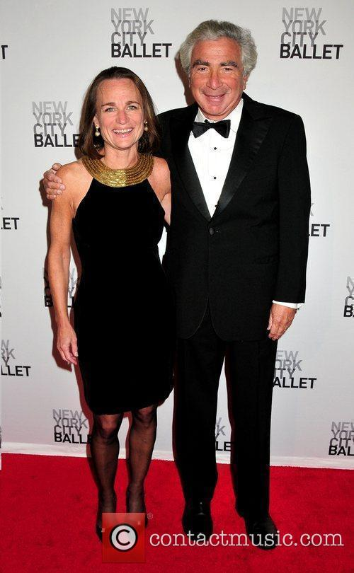 Kathy Brown and guest New York City Ballet...