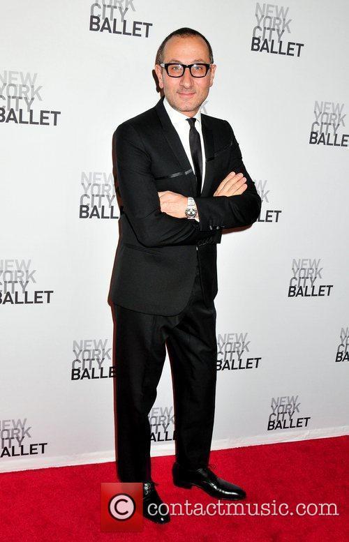 Gilles Mendel  New York City Ballet 2010...