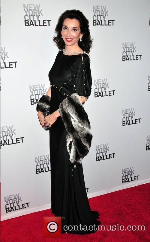 Fe Fendi New York City Ballet 2010 fall...