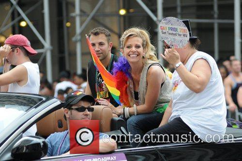 Dina Manzo and Anthony J. Wilkinson 41st Annual...