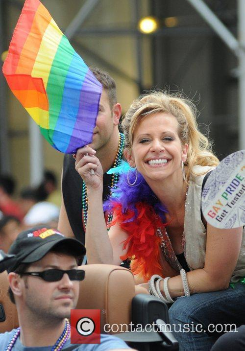 41st Annual NYC Gay Pride March in Midtown