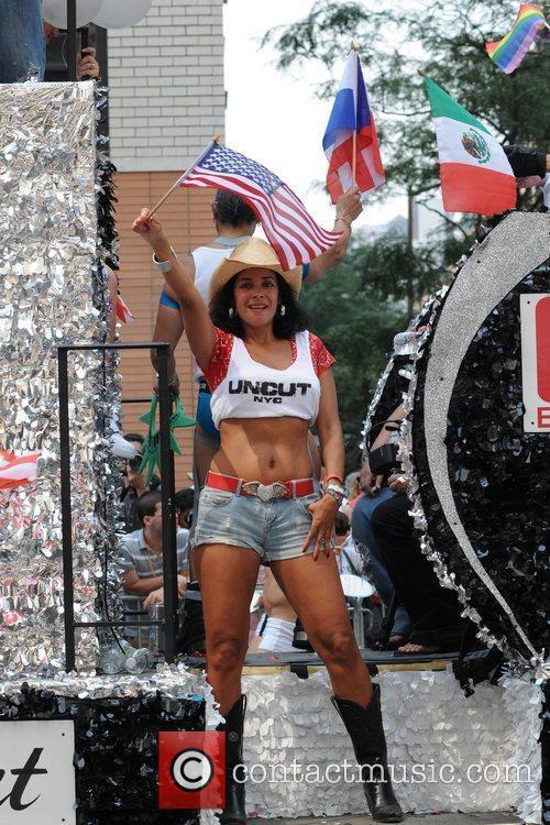 Gay Pride NYC 2008