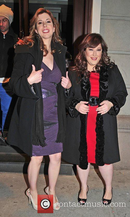 Wendy Wilson, Carnie Wilson and Wilson Phillips 2