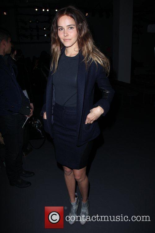 Mercedes-Benz IMG New York Fashion Week - Calvin...