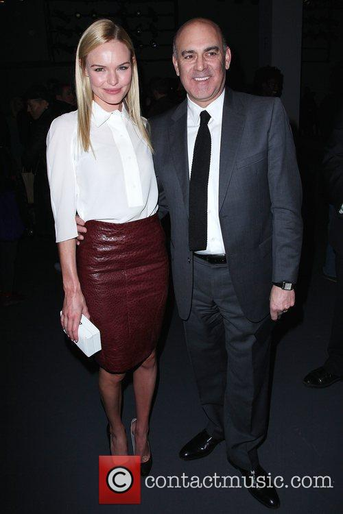 Kate Bosworth and guest Mercedes-Benz IMG New York...