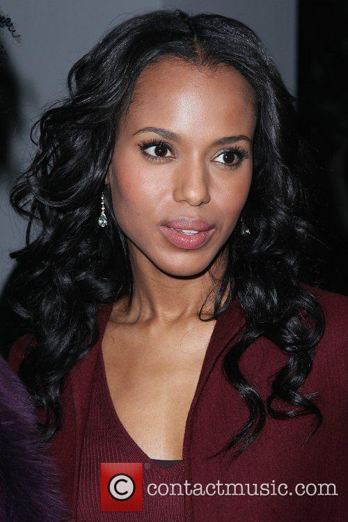 Kerry Washington and Calvin Klein 1