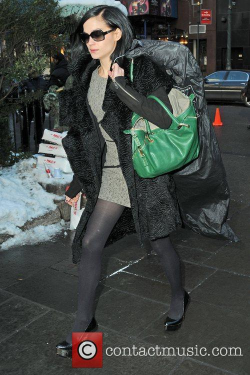 Leigh Lezark Mercedes-Benz IMG New York Fashion Week...