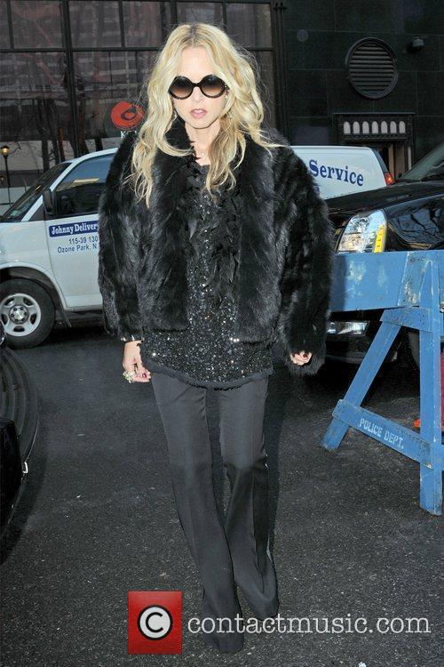 Rachel Zoe Mercedes-Benz IMG New York Fashion Week...