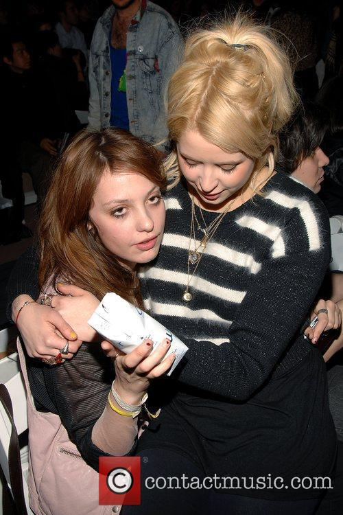 Rory Kennedy and Peaches Geldof Mercedes-Benz IMG New...
