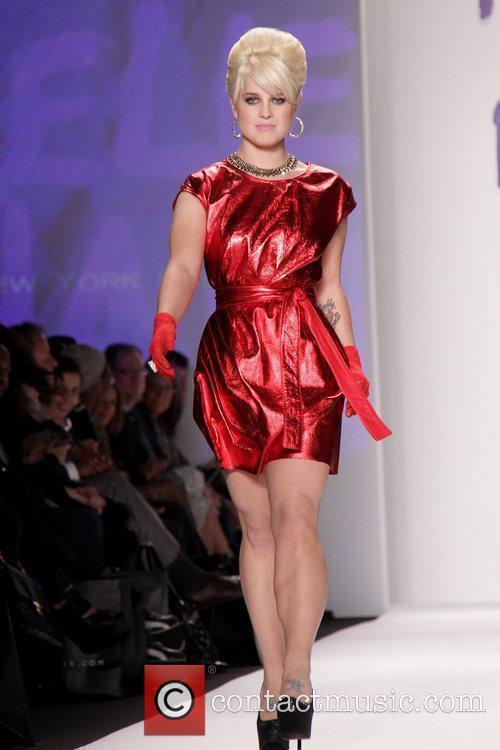 Kelly Osborne Mercedes-Benz IMG New York Fashion Week...