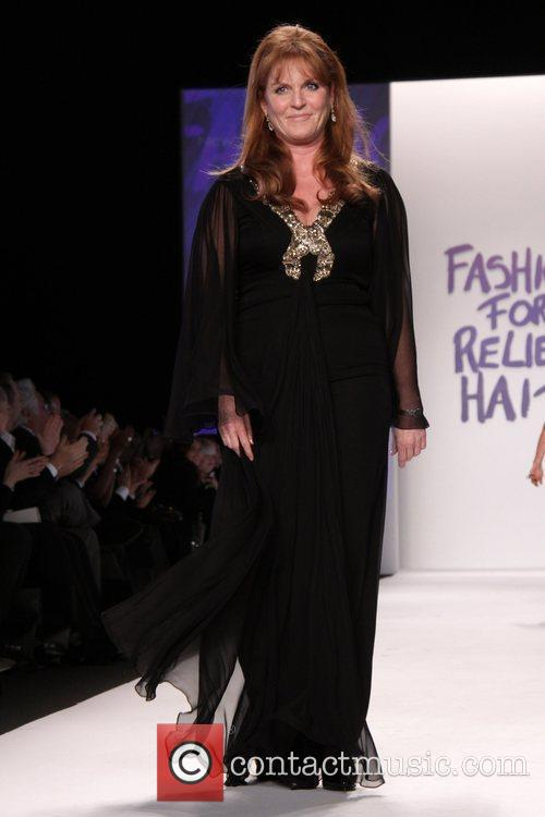 Sarah Ferguson, Duchess of York Mercedes-Benz IMG New...