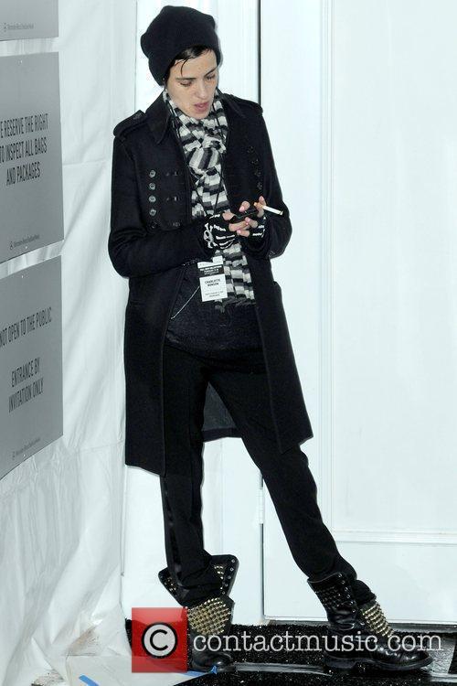 Samantha Ronson Mercedes-Benz IMG New York Fashion Week...