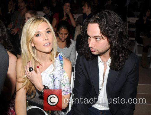 Tinsley Mortimer and Constantine Maroulis Mercedes-Benz IMG New...