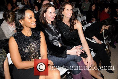 Anika Noni Rose, Janie Bryant and Brooke Shields...