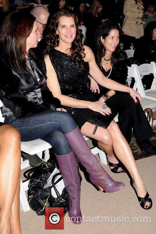 Janie Bryant, Brooke Shields and Vanity Fair 2